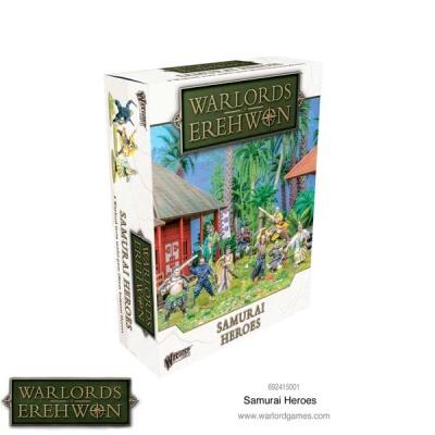 Warlords of Erehwon: Samurai Heroes (9)