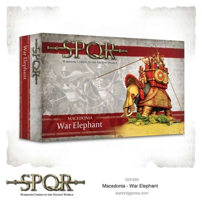SPQR: Macedonia - War Elephant