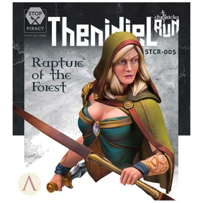 Thenidiel - Rapture of the Forest BUST