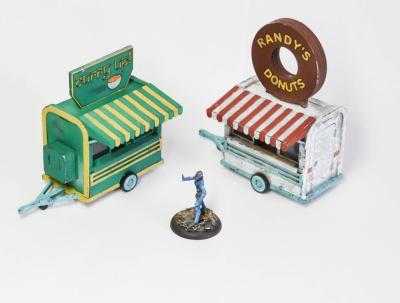 Fast Food Set B