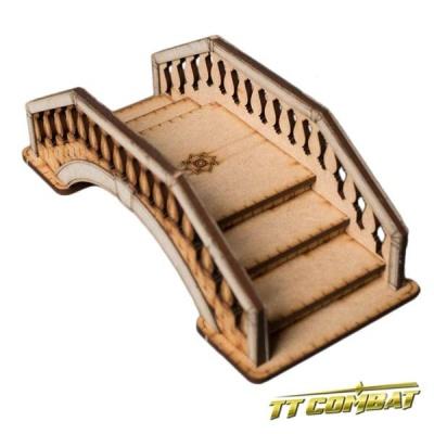 Small Bridge A (Pillars)