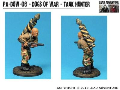 Dogs of War - Tank Hunter (1)