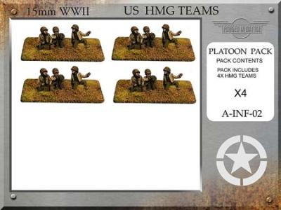 US HMG Platoon