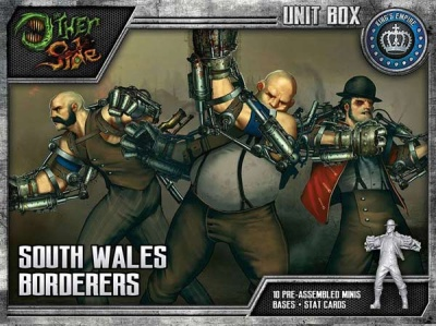 King's Empire: South Wales Borderers