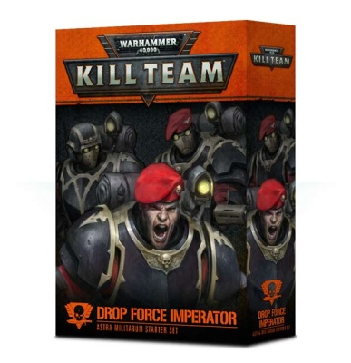Kill Team: Drop Force Imperator ENGLISCH