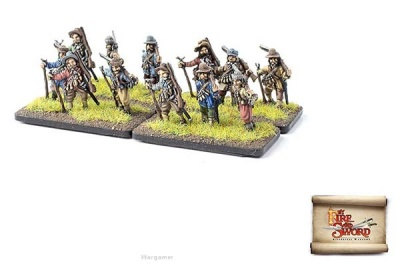 Prussian Musketeers (12)