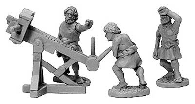 Stone Thrower (Tension)