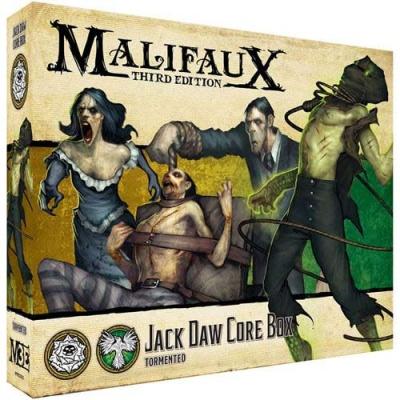 Malifaux (M3E): Jack Daw Core Box