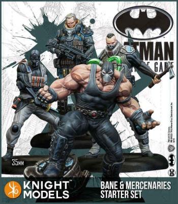 Bane and Mercenaries Starter Set (4)