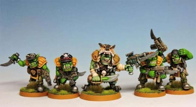 Orc Commando Squad (5)