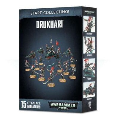 Battleforce Box Set: Drukhari/Dark Eldar