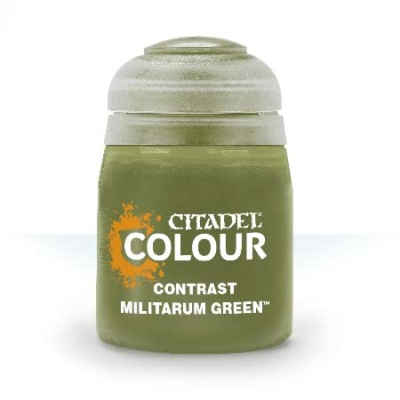 Militarum Green (Contrast)