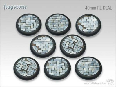 Flagstone Base 40mm DEAL (8)