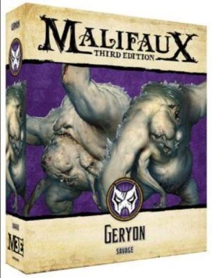 Malifaux (M3E): Geryon