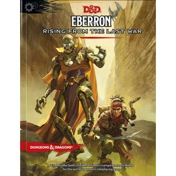 Dungeons & Dragons: Eberron , Rising fromn the last War