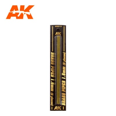 Messingrohre 1,5mm (5)