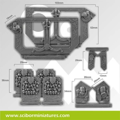 Templar Big Conversion set (10)
