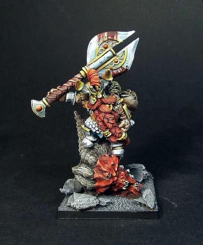 """Ai-Thrain """"Lord of Black Peaks"""""""
