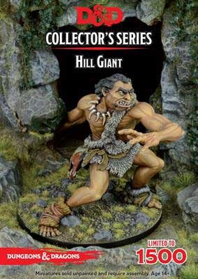 D&D: Hill Giant (1)