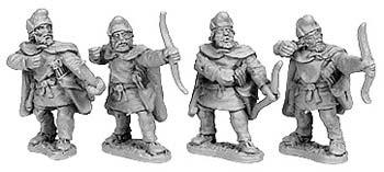 Kappadokian Archers (random 8 of 4 designs)