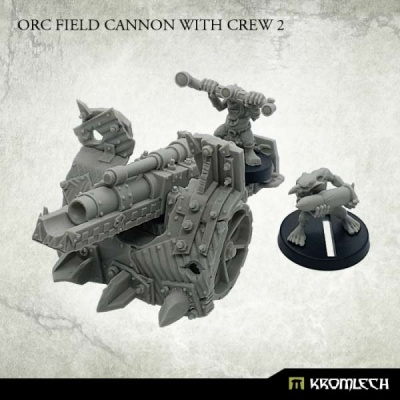 Orc Field Cannon with Crew 2 (1)