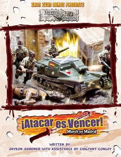 Fields of Battle: Atacar es Vencer!