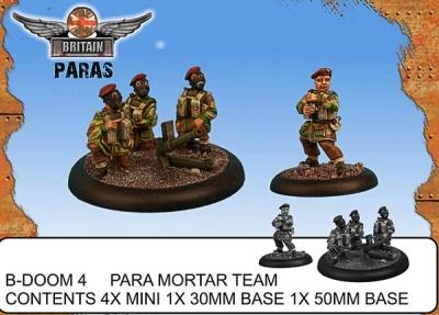 Para Mortar Team