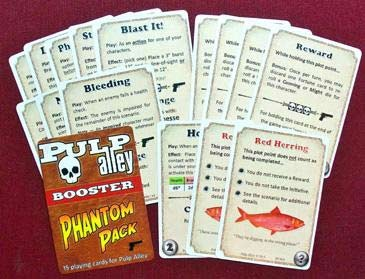PULP ALLEY:: Phantom Pack