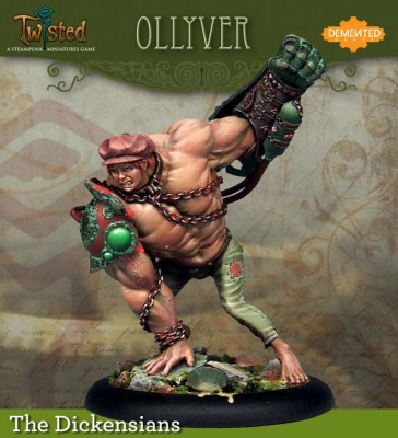 Ollyver Collector's Edition