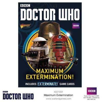 Maximum Extermination! (3)