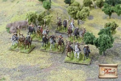 Kazindji Poor Cavalry