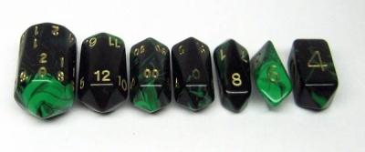 Crystal Caste Oblivion: Green (7)