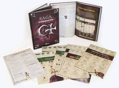 SAGA:The Crescent & The Cross