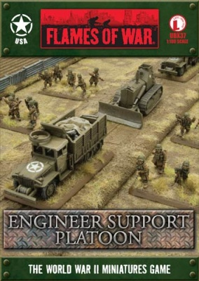 US Engineer Support Platoon