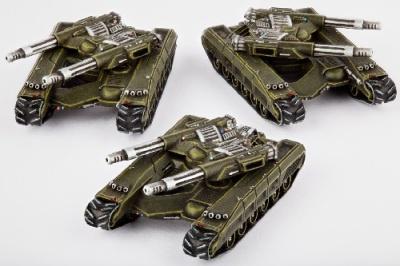 UCM: Katana Light Tank (3)
