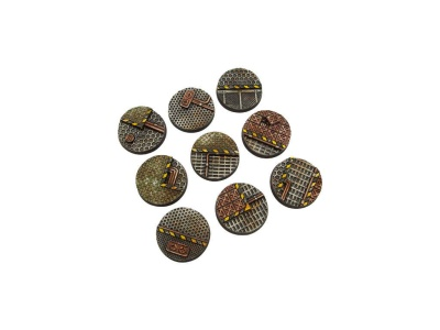 Tech Bases, Round 28mm (5)