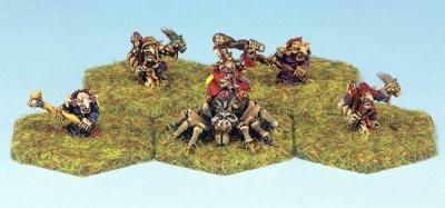 Goblin Shamans (5)