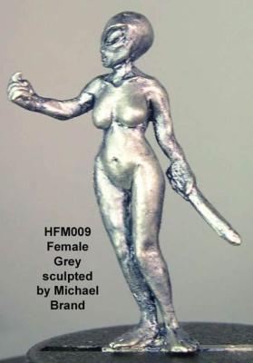 Female Grey