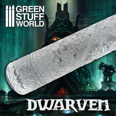Rolling Pin DWARVEN
