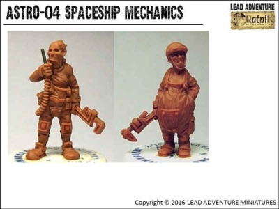 Spaceship Mechanics (2)