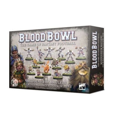 Blood Bowl Midenheim Maulers Team