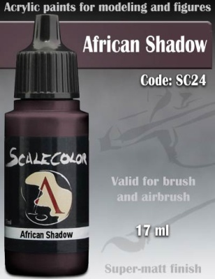 Scalecolor 24 African Shadow (17ml)