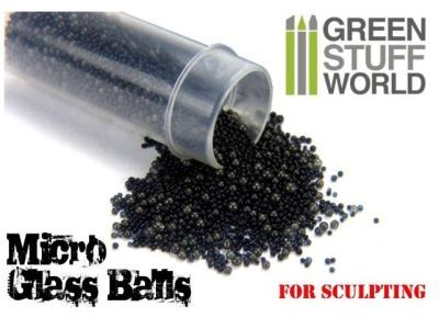 Mixed Micro Glass Balls (0.5-1.5mm)