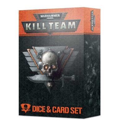 Warhammer 40000: Kill Team Dice & Card Set