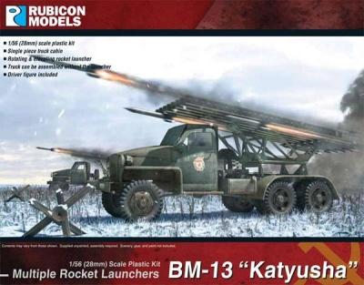 "BM13 ""Katyusha"" MRL"