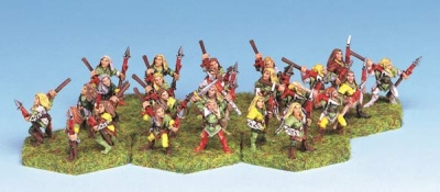 Wood Elf Skirmishers (24)
