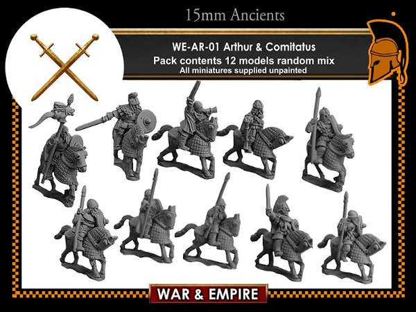 Arthur and his Comitatus (Knights)