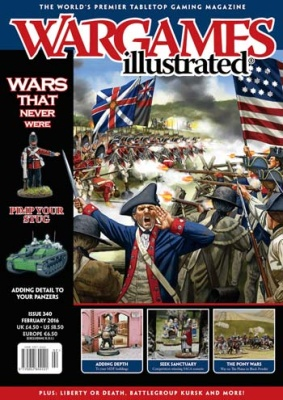 Wargames Illustrated Nr 340