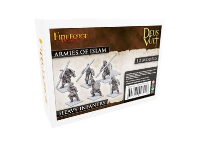 Arab Heavy  Infantry(12)