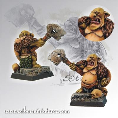 Goblin Veteran #1 (OOP)